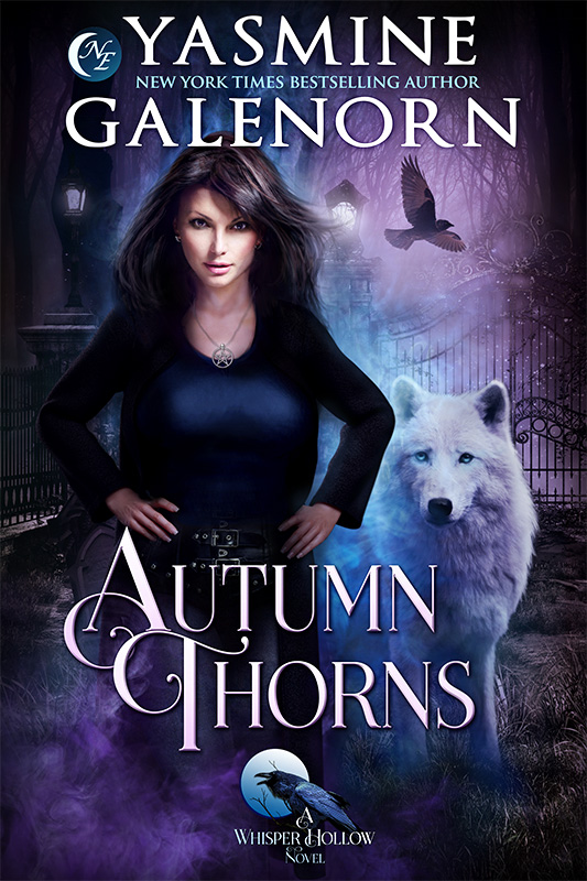 Book Cover: Autumn Thorns