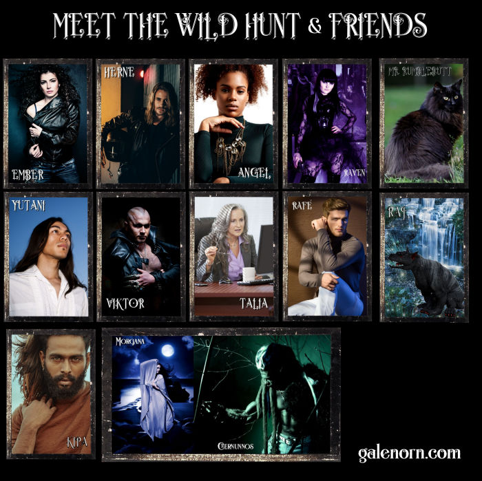 Wild Hunt Members
