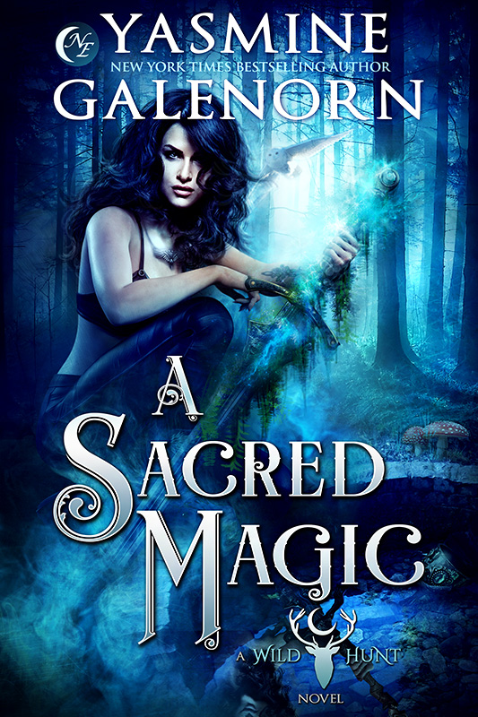 A Sacred Magic cover