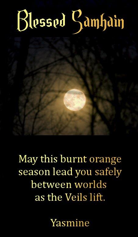 Samhain greeting