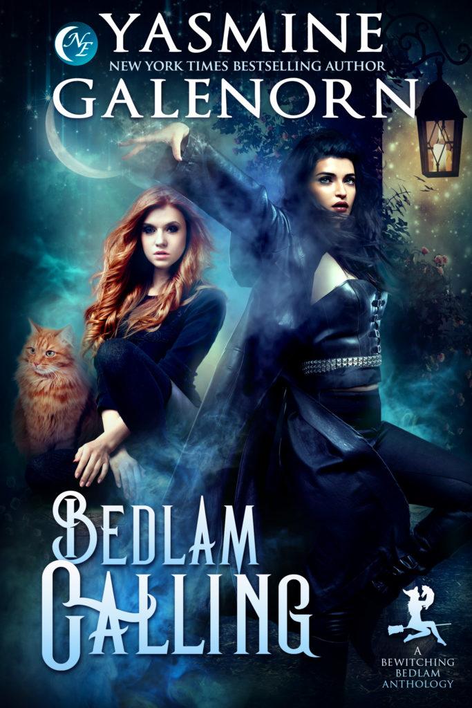 Bedlam Calling cover