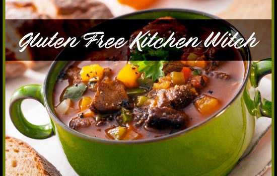 Gluten Free Kitchen Witch: Pumpkin Soup