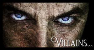 villainous face