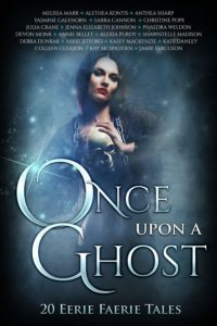 Book Cover: Once Upon A Ghost