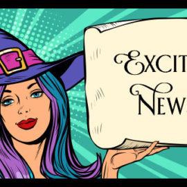 Book News–Announcements