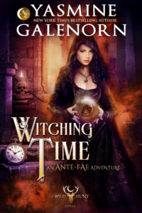 Witching Time Cover