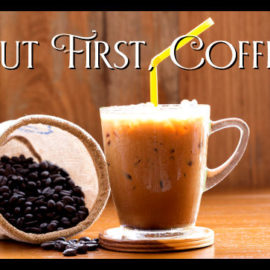 But First Coffee: Veil of Stars Cover Reveal