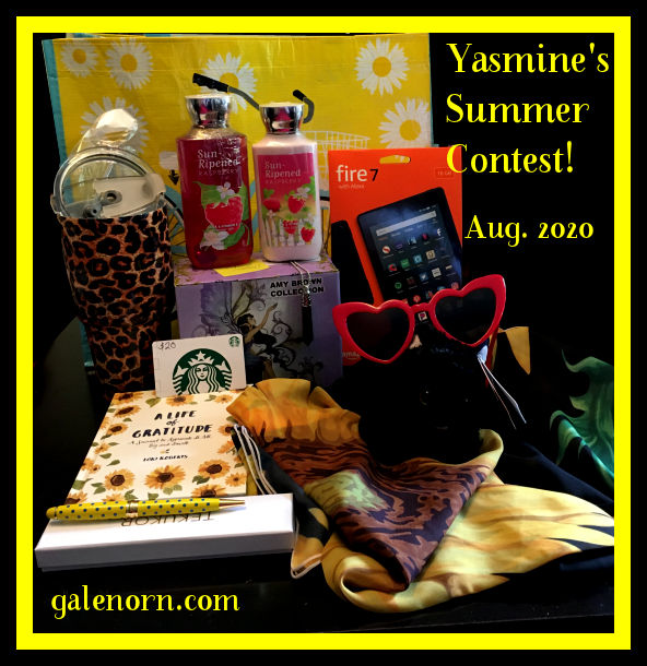 Summer Contest Basket