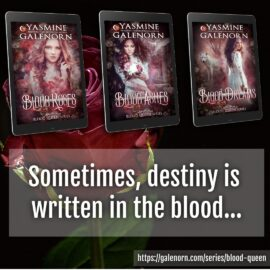 The Blood Queen Series