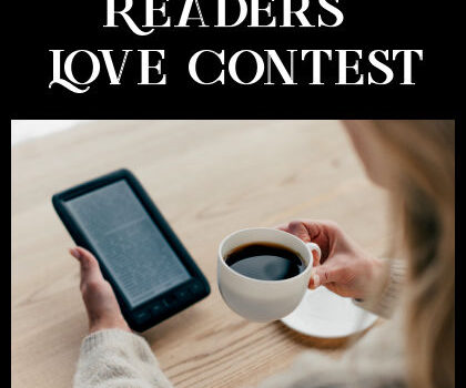 Blogmas: Reader Love Contest