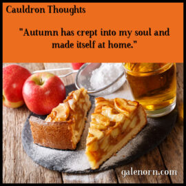 Cauldron Thoughts
