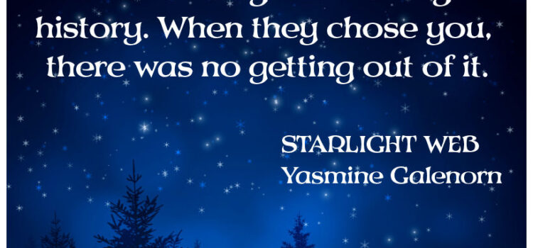 Blogmas: Starlight Web–Ancestors