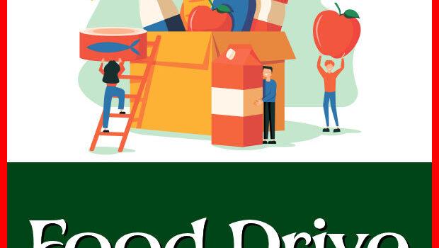 Blogmas: Food Drive for Northwest Harvest