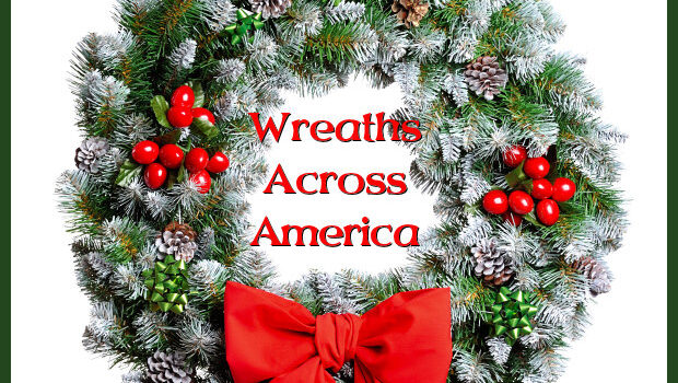 Blogmas: Wreaths for Fallen Warriors