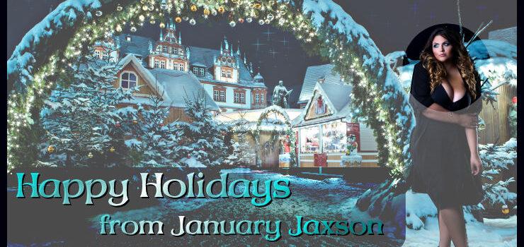 Blogmas: Meet January Jaxson