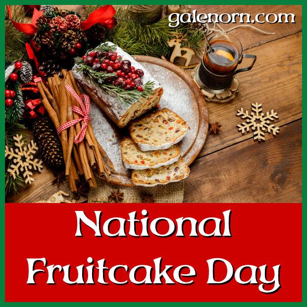 fruitcake