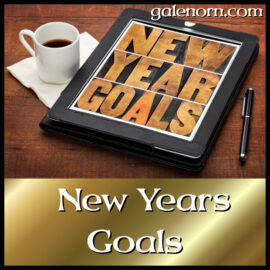 Blogmas: Goals for the New Year (Giveaway)