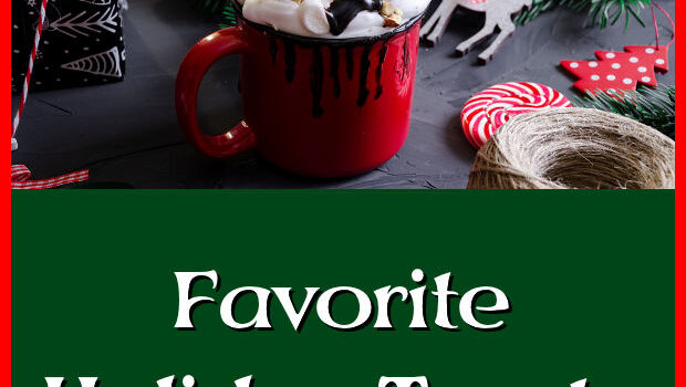 Blogmas: Favorite Holiday Goodies!