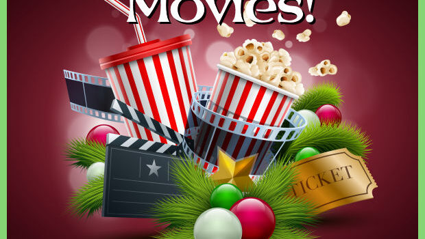 Blogmas: My Favorite Holiday Movies