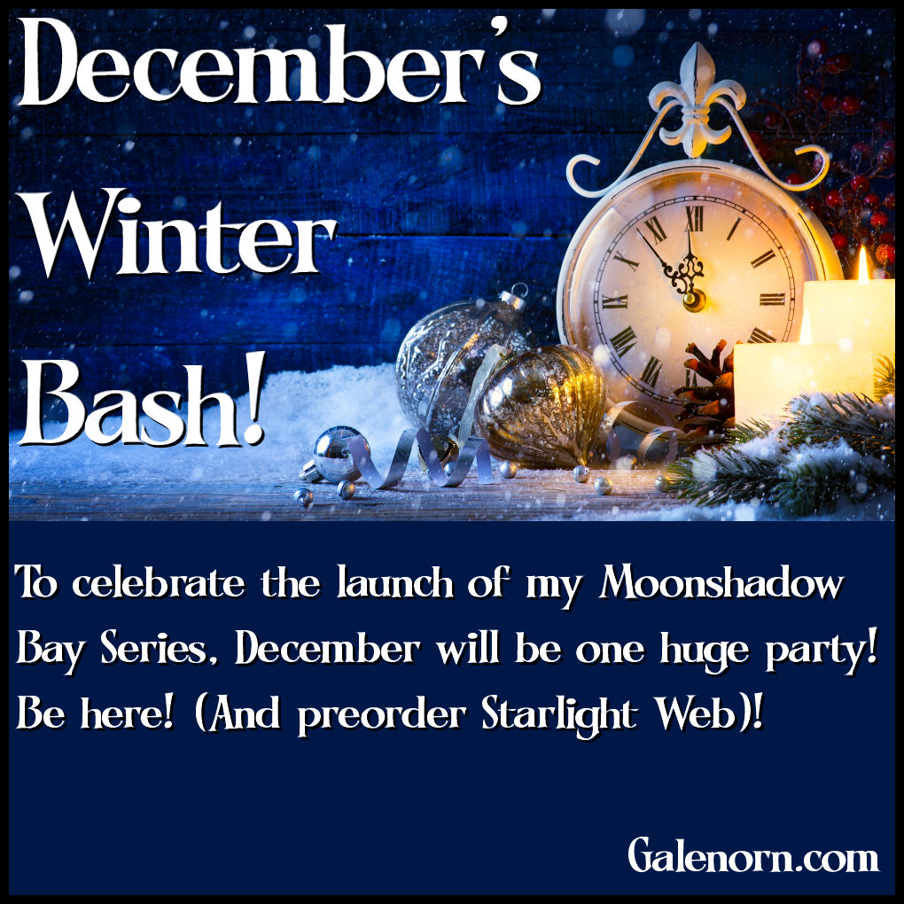 December's Winter Bash!
