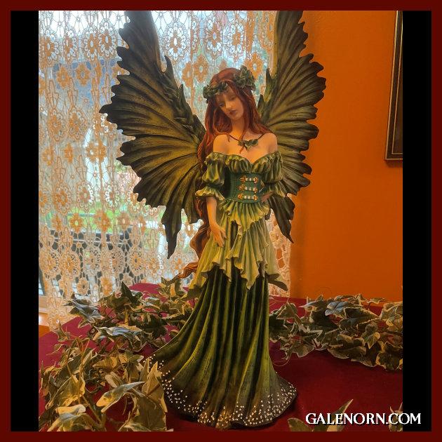 Large summer faerie