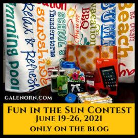Fun in the Sun Summer Basket Contest