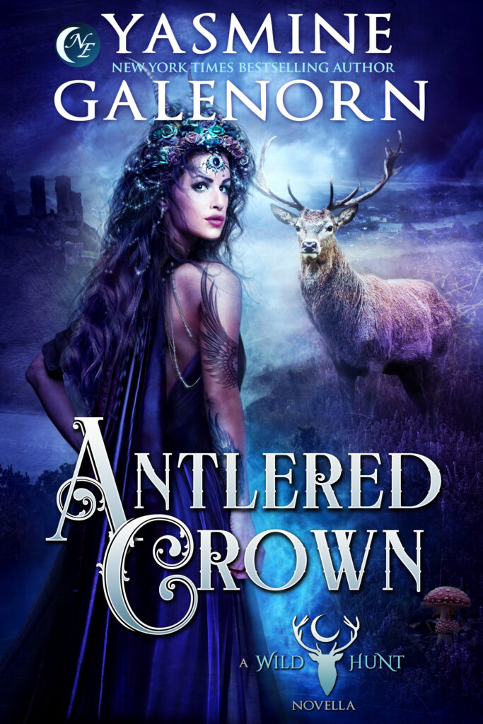 Book Cover: Antlered Crown