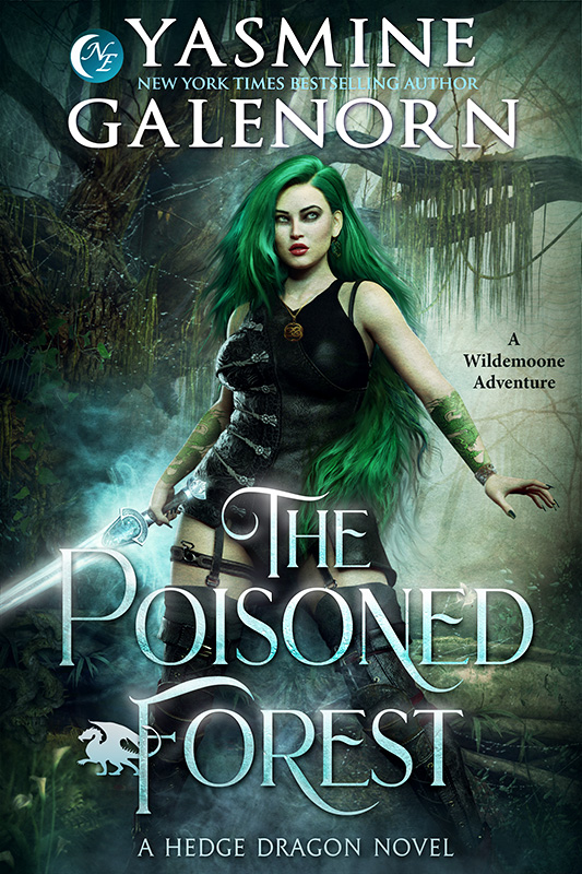 Book Cover: The Poisoned Forest