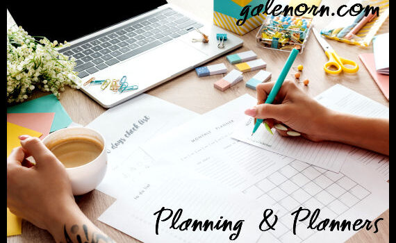 Planners & Planning