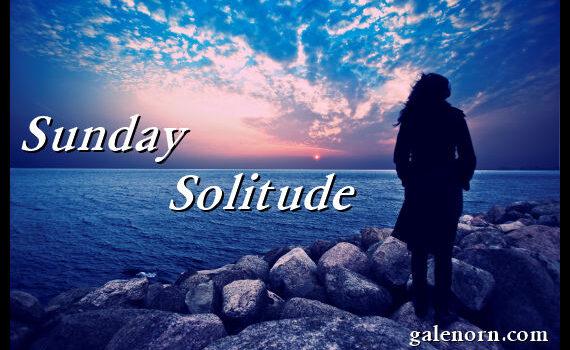 Sunday Solitude